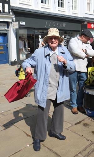rock 'n roll lady shrewsbury