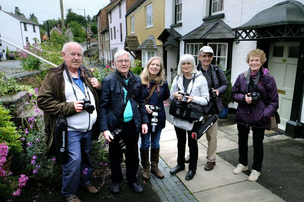 Photography Tuition - photography walk Ludlow