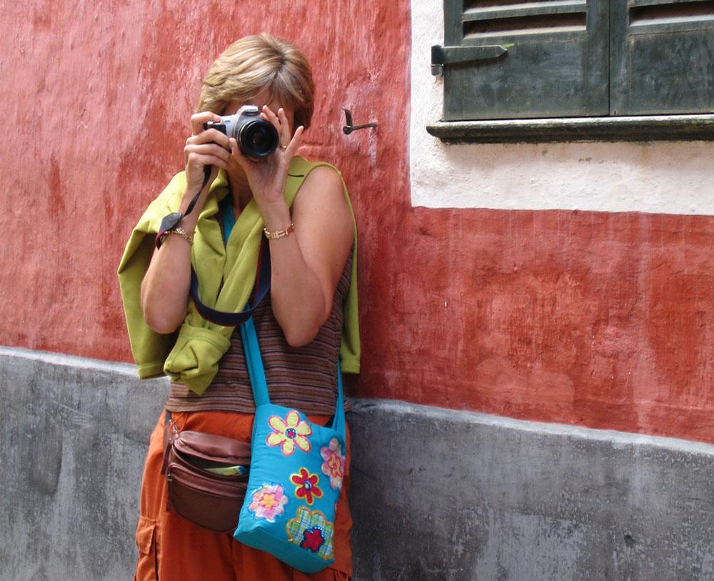 TIP for sharper photographs